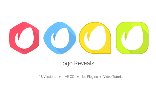 Logo Reveals - Download Videohive 20475992