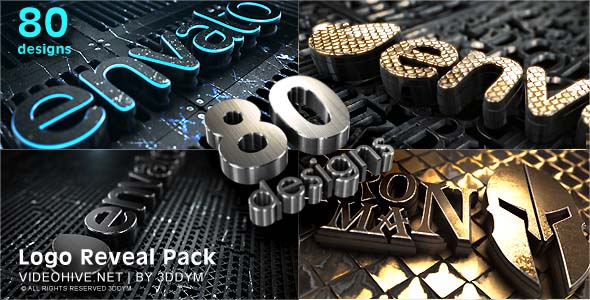 Logo Reveals - Download Videohive 20533423