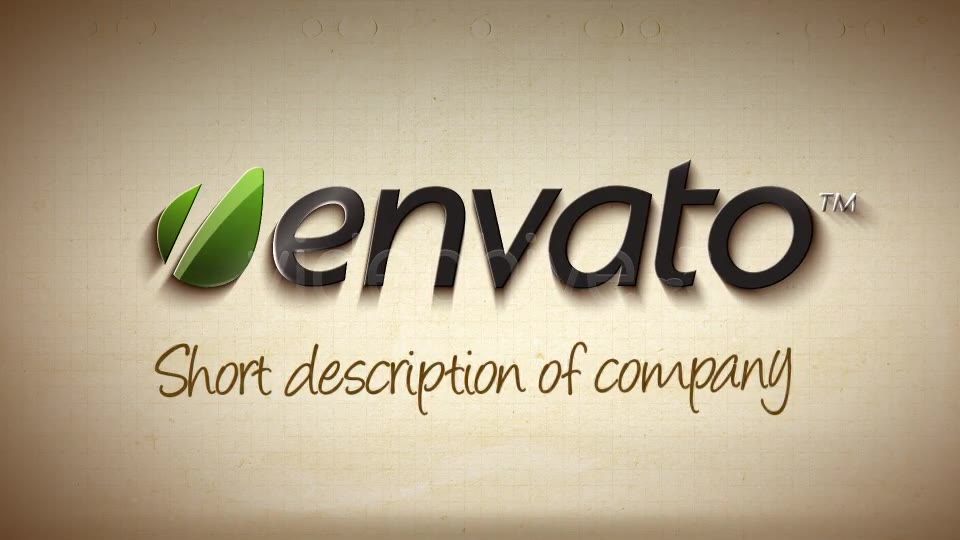 Logo with the cartoon - Download Videohive 2444261