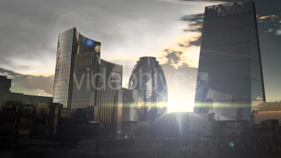 London Sunset - Download Videohive 20354851