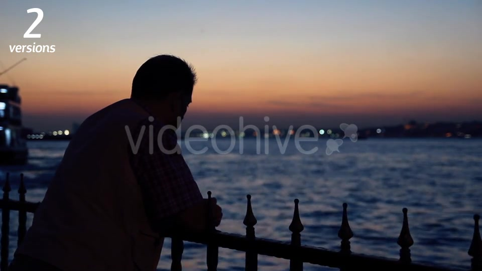Lonely Alone  Videohive 8984803 Stock Footage Image 10