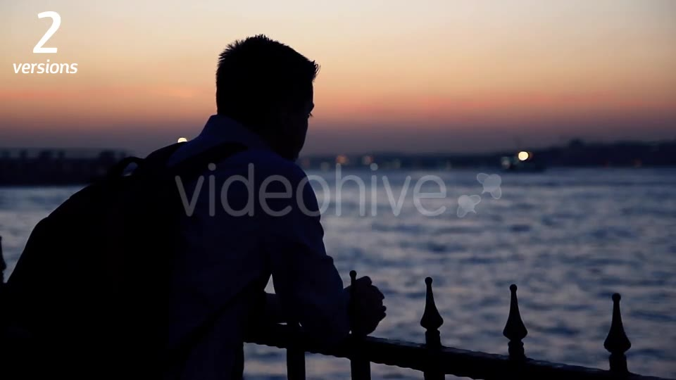 Lonely Alone  Videohive 8984803 Stock Footage Image 2