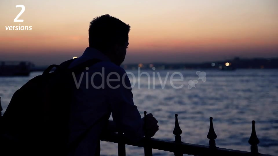 Lonely Alone  Videohive 8984803 Stock Footage Image 5