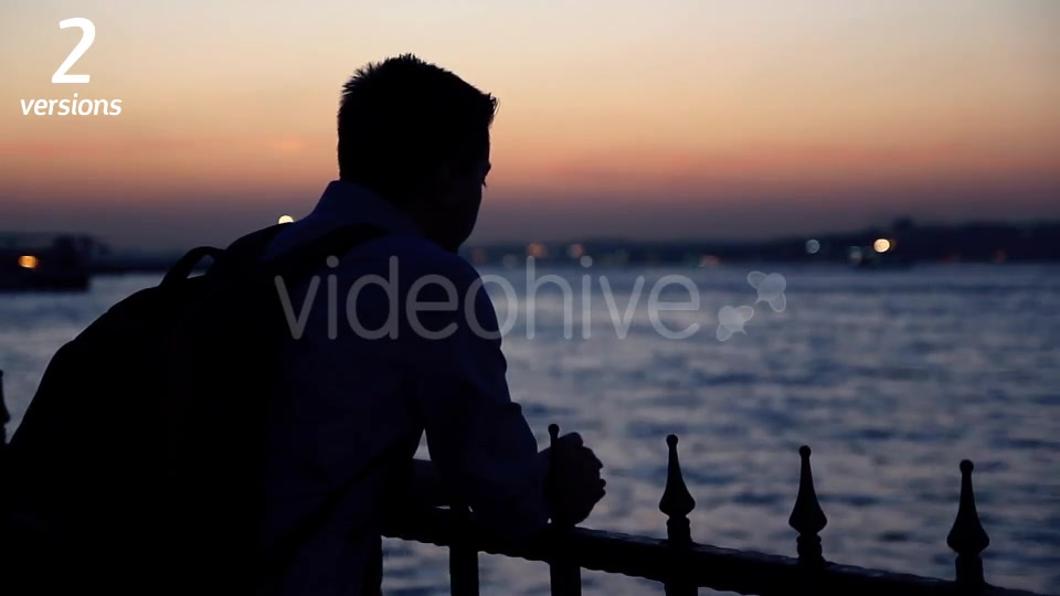 Lonely Alone  Videohive 8984803 Stock Footage Image 6