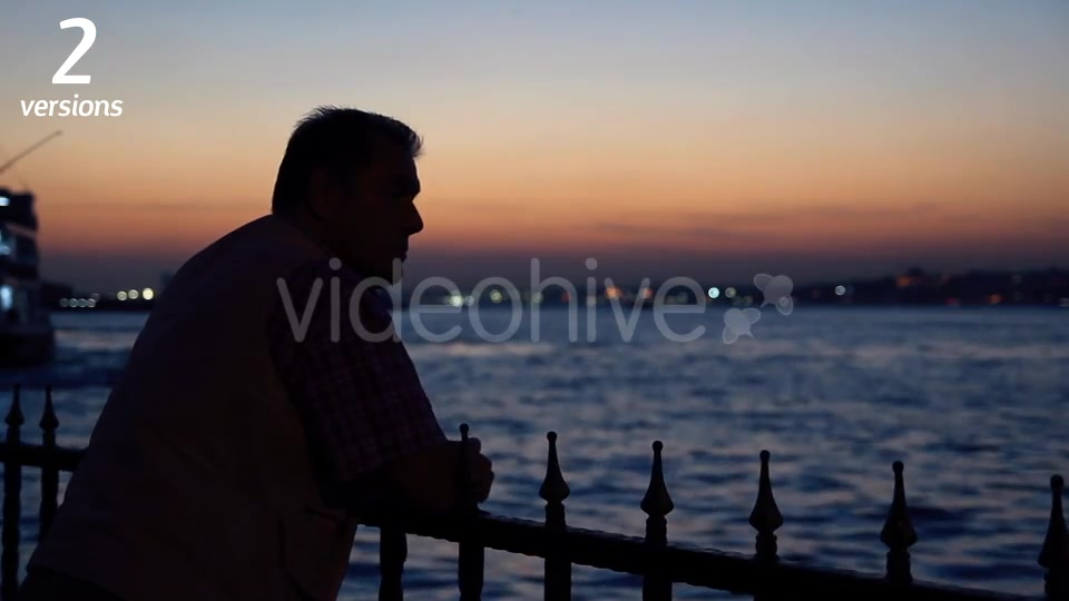 Lonely Alone  Videohive 8984803 Stock Footage Image 7