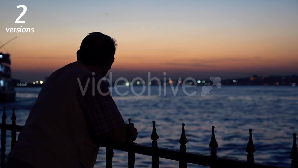 Lonely Alone  Videohive 8984803 Stock Footage Image 8