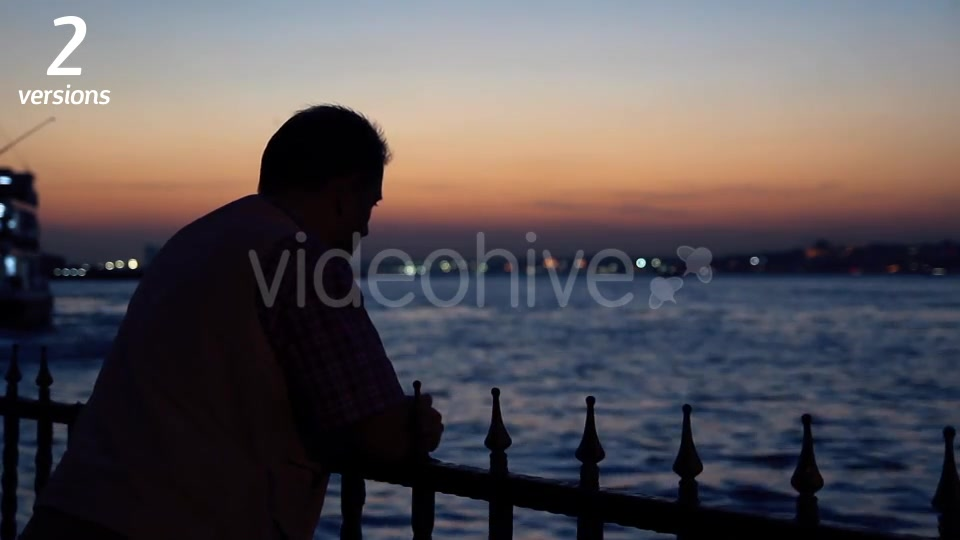 Lonely Alone  Videohive 8984803 Stock Footage Image 9