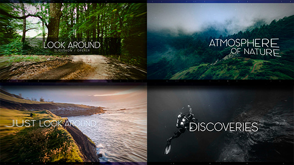Look Around - Download Videohive 12051394
