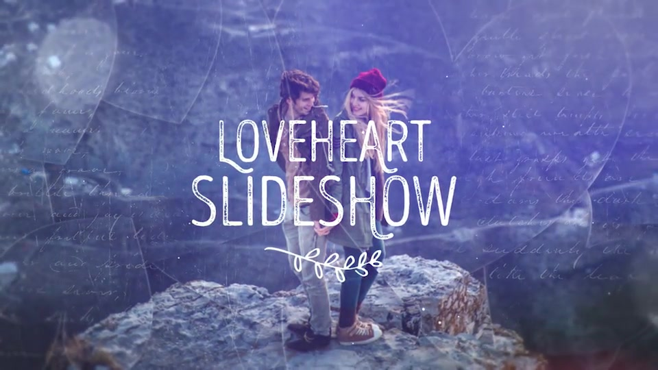 Loveheart Slideshow - Download Videohive 19362914
