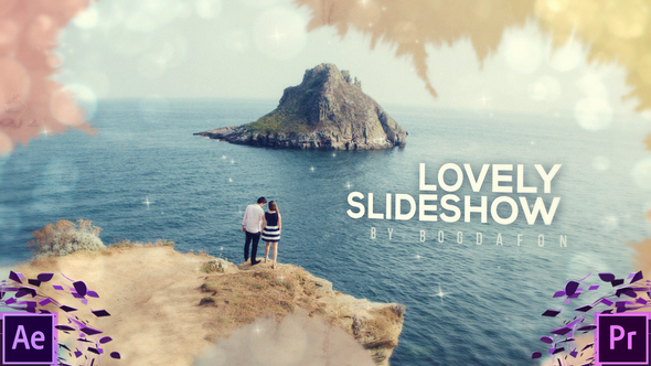 Lovely Ink Parallax Slideshow - Download Videohive 22100690