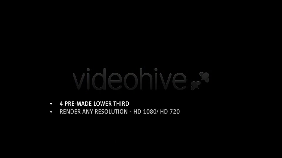 Lower Third News 5 - Download Videohive 3727232