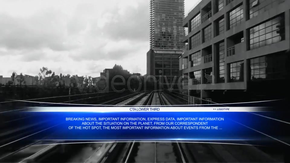 Lower Third News - Download Videohive 2883682