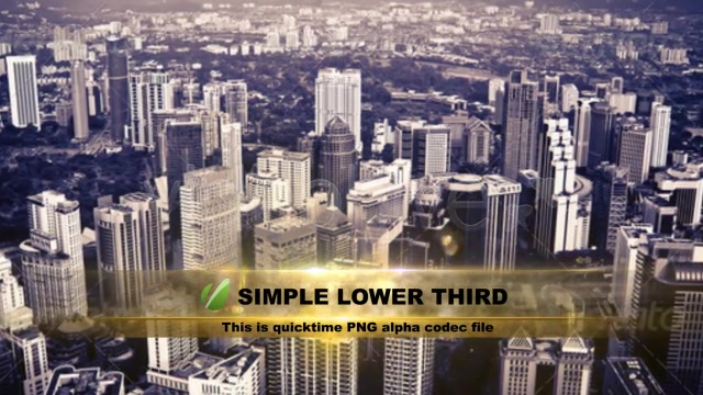 Lower Third Pack - Download Videohive 8586481