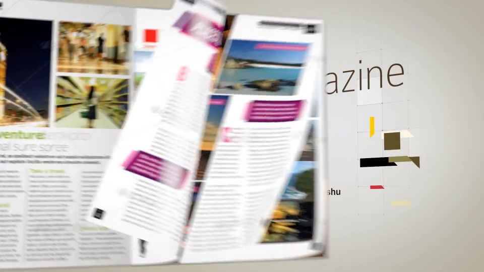 Magazine - Download Videohive 13429269