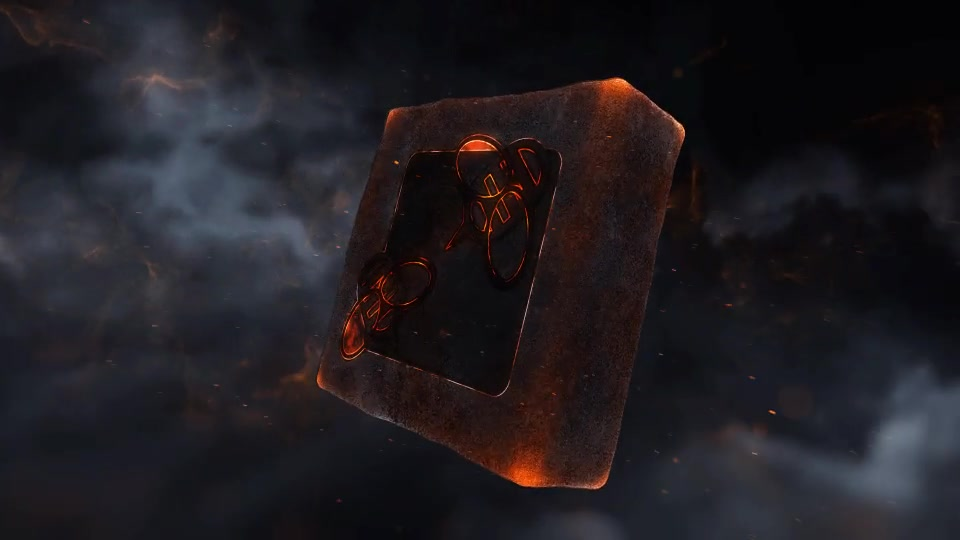 Magic Fire Reveal - Download Videohive 22065696