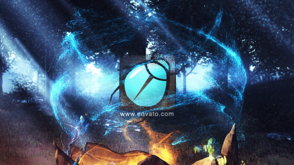 Magical Nature Logo - Download Videohive 15311953