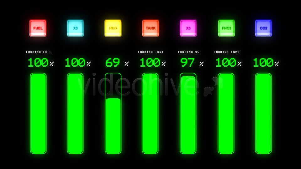 Massive Hud Pack - Download Videohive 2652902