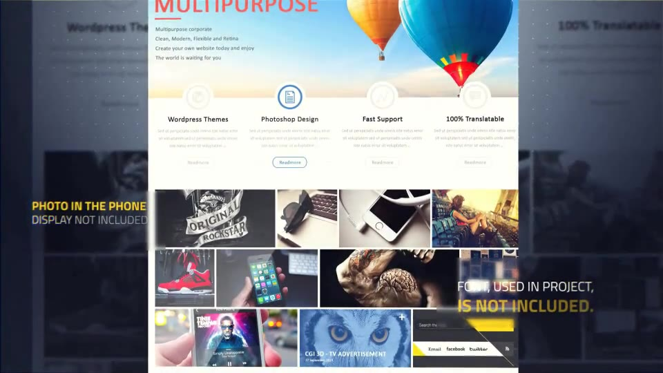 Master Web - Download Videohive 9276825