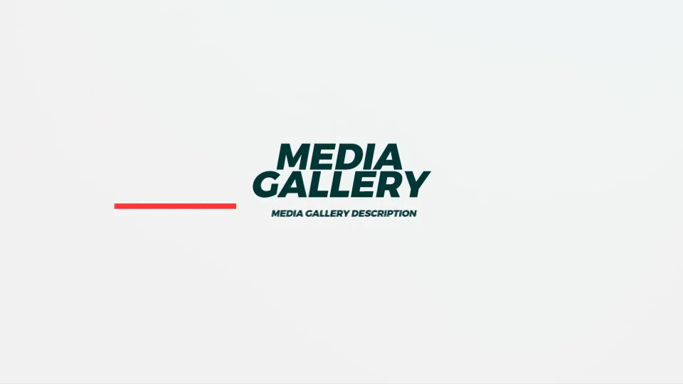 Media Gallery - Download Videohive 16396071