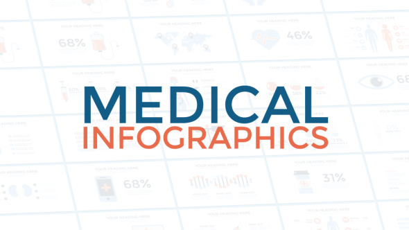Medical Infographics - Download Videohive 19435869