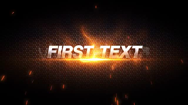 Metal Logo and Title Sequence - Download Videohive 4156438