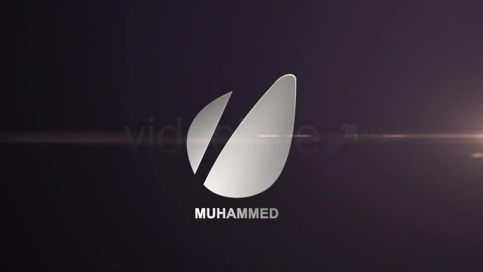 Metallic Characters Particle Reveal - Download Videohive 2601139