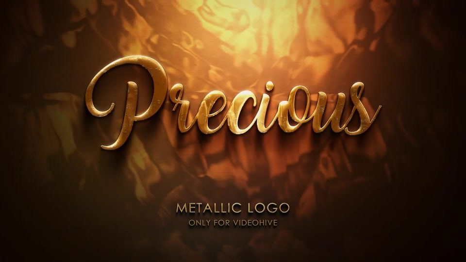 Metallic Logo - Download Videohive 20021758