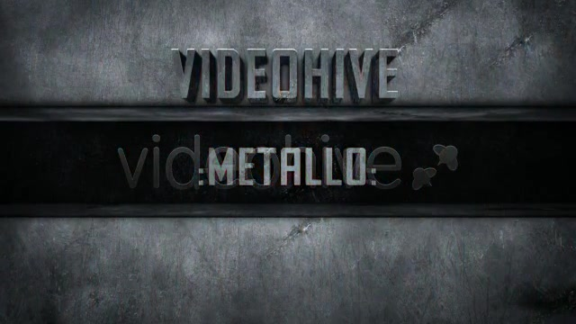 Metallo - Download Videohive 132990