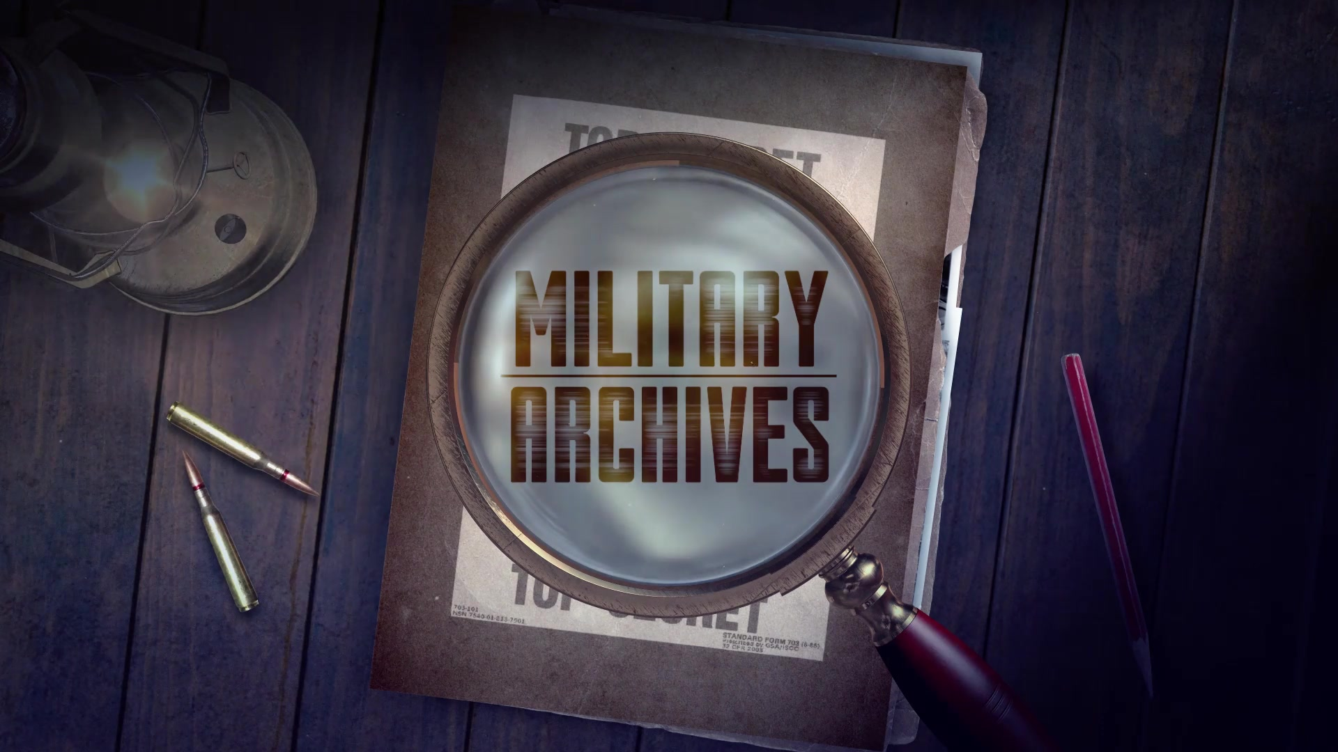 Military Archive Packages - Download Videohive 19525544