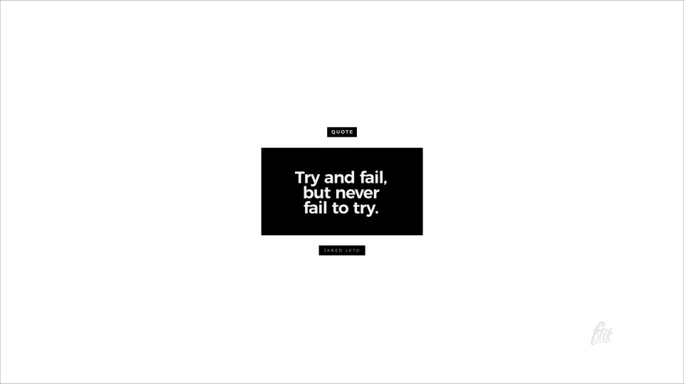 Minimal Quotes - Download Videohive 19216795