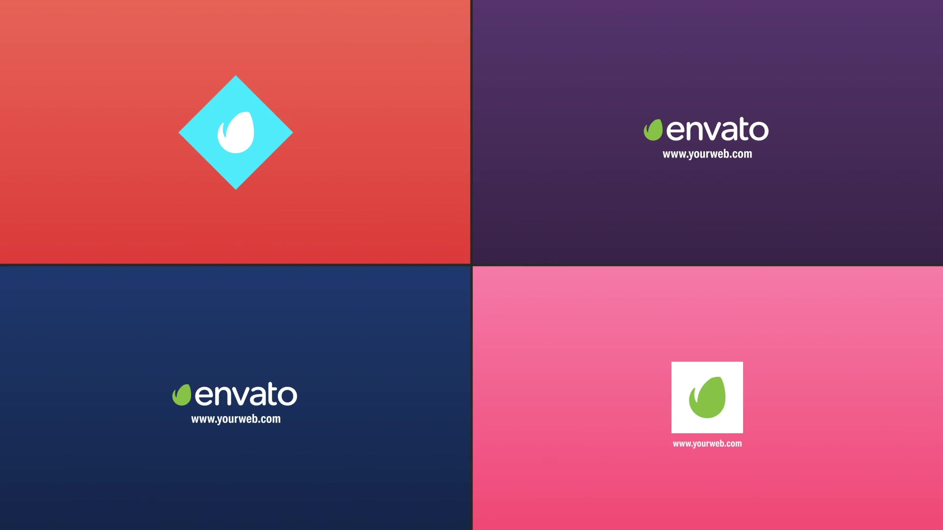 Minimal Shape Logo - Download Videohive 10983838