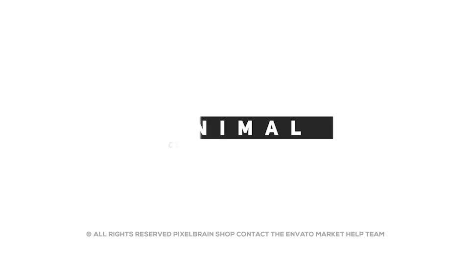 Minimal Titles II - Download Videohive 19917659