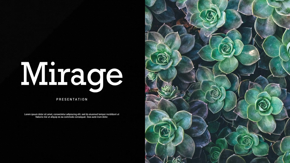 Mirage - Download Videohive 19752358