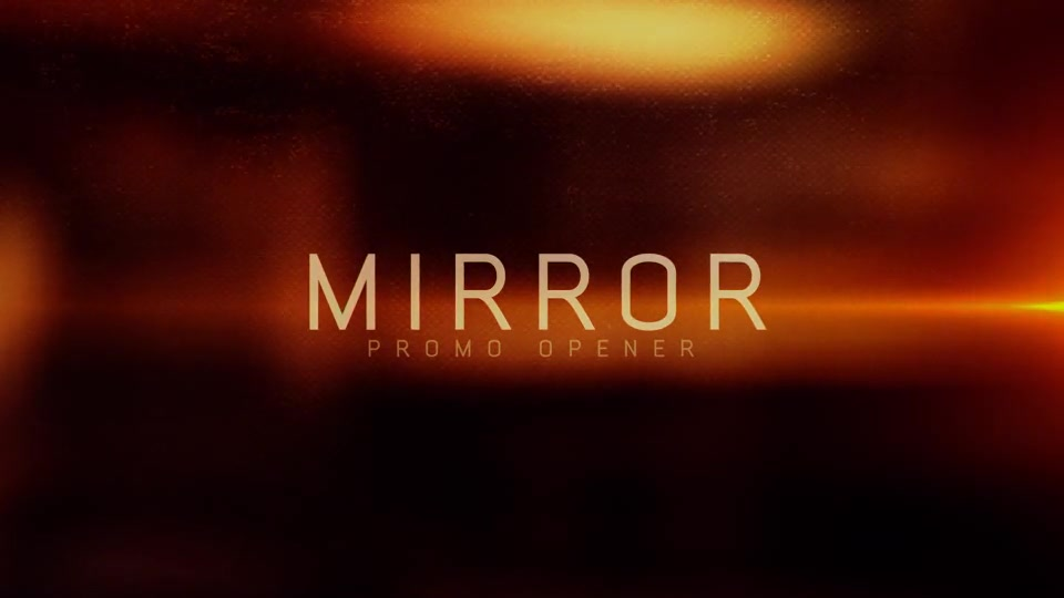 Mirror Videohive 19269493 After Effects Image 13