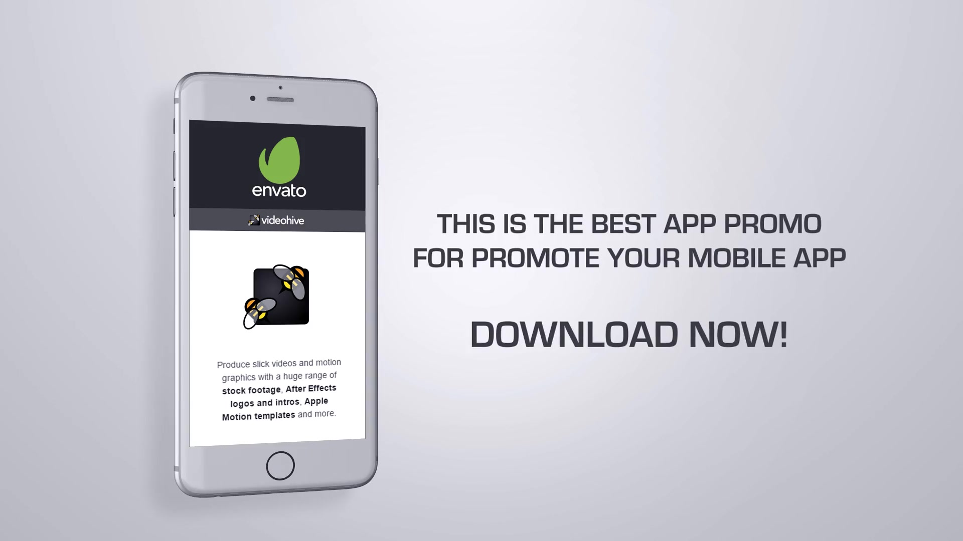 Mobile app promo download videohive 19297968 for Discount mobili on line