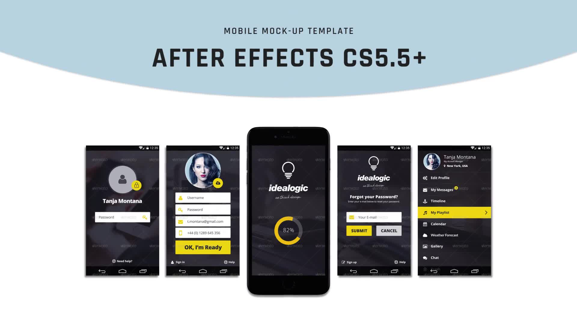 Mobile Mock Up - Download Videohive 19380581