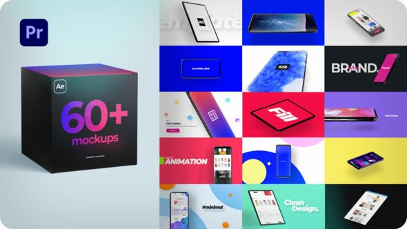 Mockup Kit For Premiere Pro - Download 31602371 Videohive