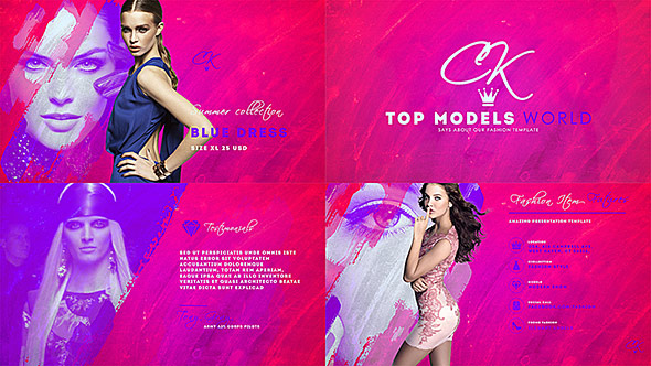 Models - Download Videohive 16657828