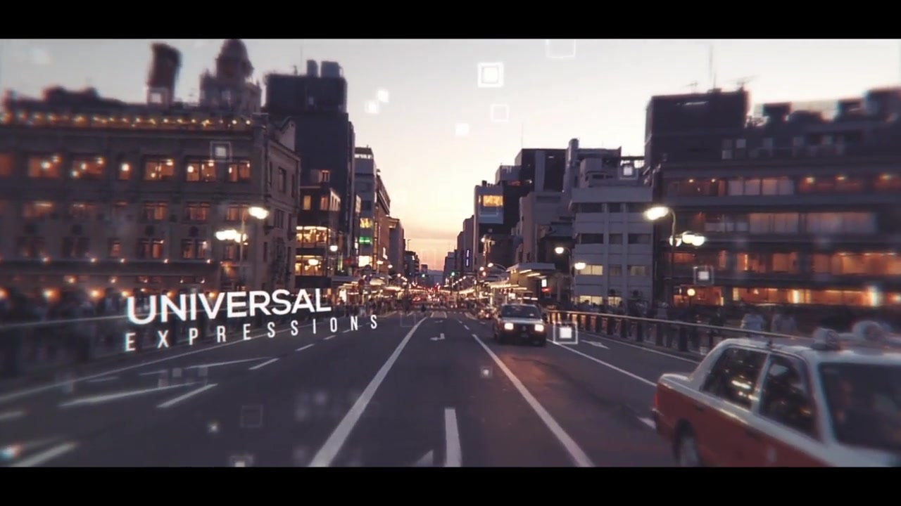 Modern Digital Parallax Slideshow | Opener - Download Videohive 19883648
