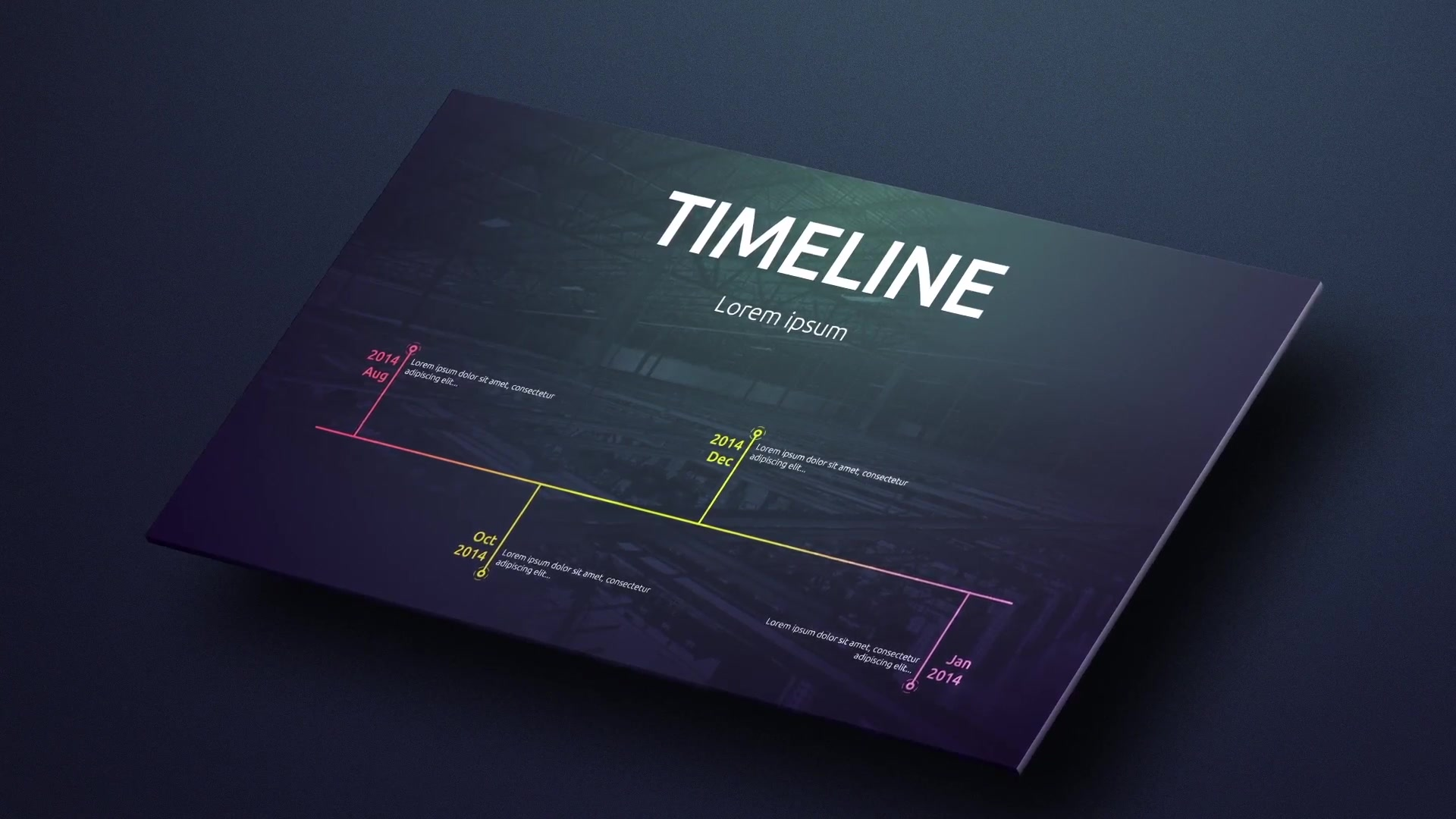 Modern Infographics Creator - Download Videohive 17057419