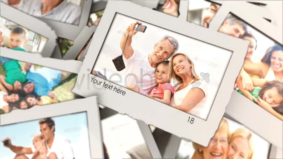 Modern Memories Album - Download Videohive 3442864