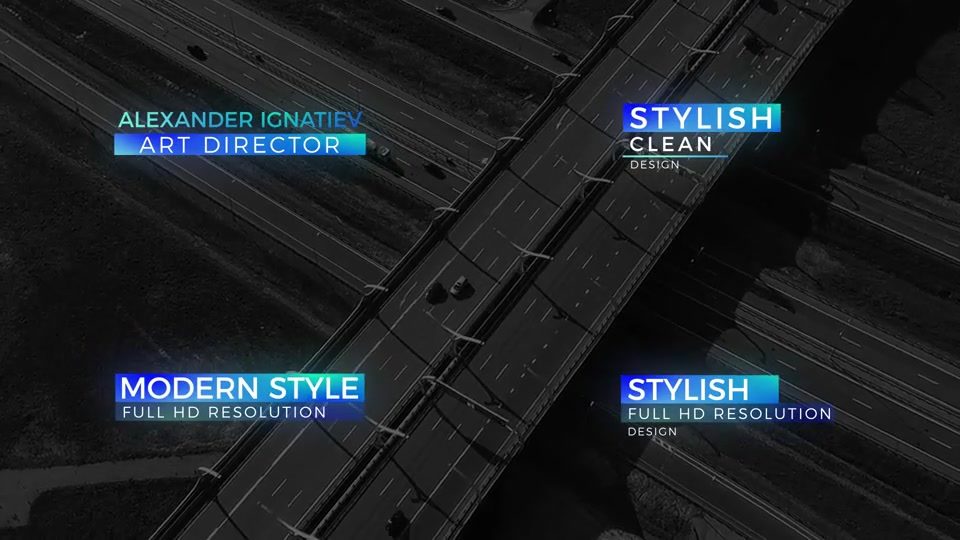 Modern Minimal Titles Pack - Download Videohive 19648545