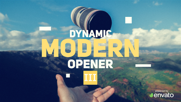 Modern Opener - Download Videohive 19678057