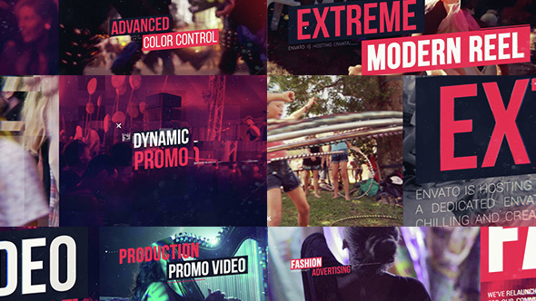 Modern Promo Fashion Opener - Download Videohive 15238886