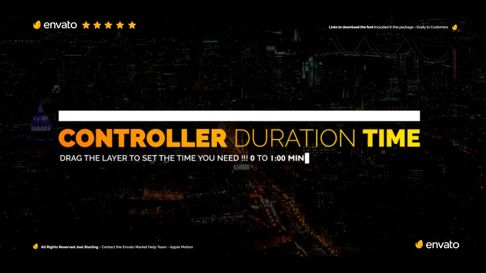 Modern Promo Titles Pack for FCPX - Download Videohive 20587062