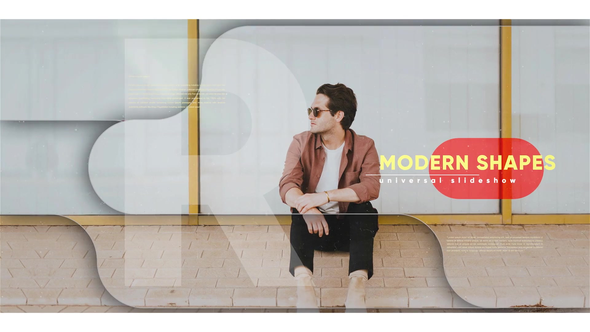 Modern Shapes Universal Slideshow - Download Videohive 21708078