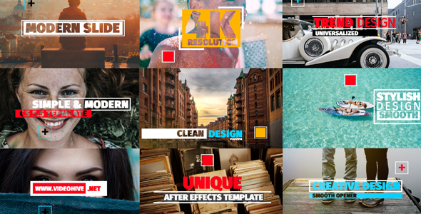 Modern Slide Show - Download Videohive 19561786