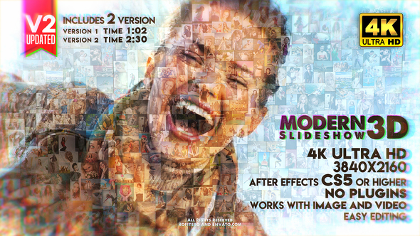 Modern Slideshow 3D - Download Videohive 22607451