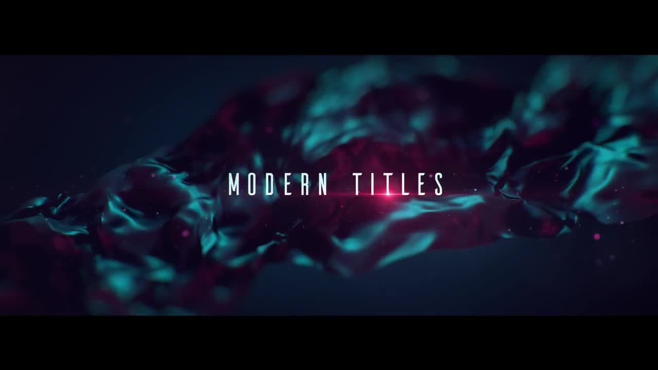Modern Titles - Download Videohive 16074874