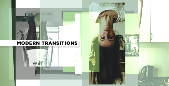 Modern Transitions 5 Pack Volume 5 - Download Videohive 19721014